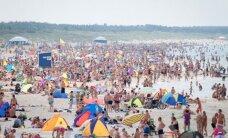 Situacija dėl Palangos tualetų jau aiški: besideginantys pliaže tokios privilegijos neturės
