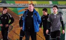 Nė taško neturinčios Lietuvos U21 komandos treneris A. Vingilys: mūsų tikslas – paruošti žaidėjus vyrų rinktinei