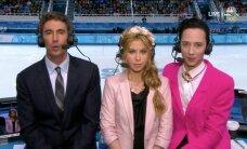 Olimpiados komentatoriaus apranga nusipelno aukso medalio?