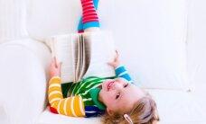 Susipažinkite: naujas skaitančių vaikų draugas - Debesėlis
