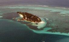 Pietų Azijoje salos dingsta dėl itin liūdnos priežasties