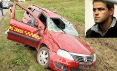 Šaltakraujiškai nužudyto taksisto byla: įtariamasis pareiškė tai padaręs be priežasties