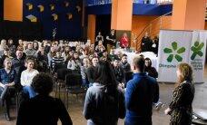 """Druskininkuose vyko """"Olimpinės kartos"""" mokymai"""