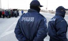 Graikijos narystei Šengeno zonoje – grėsmė