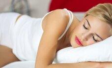 Išvengti neurologinių ligų padės pakeista miego poza