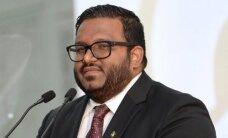 Žiniasklaida: Maldyvų viceprezidentas susijęs su pasikėsinimu į prezidentą
