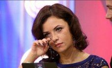Laidos filmavimuose Irūna Puzaraitė slėpė savo ašaras