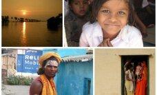 """""""Mano atostogų atradimai"""" XXI: Indija"""