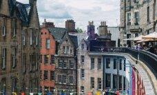 Literatūrinė (ir net tik) kelionė po Škotijos sostinę Edinburgą
