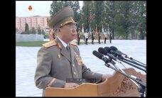 Šiaurės Korėjos kariuomenės vadui – mirties bausmė