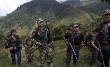 Kolumbijos FARC partizanai: gyvenimas iš arti