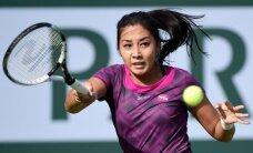 WTA turnyre Taivane – kazachių pergalės