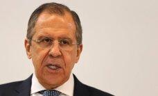 S. Lavrovas: dabar ateina tiesos akimirka