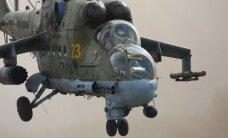 Nežinoma jėga: kiek kainuoja rusų pajėgos Sirijoje?