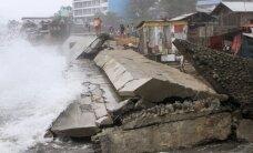 """Filipinuose taifūnas """"Koppu"""" nusinešė mažiausiai 16 žmonių gyvybes"""
