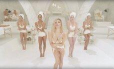 "Fergie sugrįžta: seksualiame vaizdo klipe """"M.I.L.F.$"