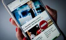 DELFI – tvirtas naujienų lyderis internete