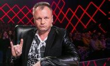 """S. Urbonavičius-Samas į """"X Faktoriaus"""" transliaciją atvyko iškart po operacijos"""