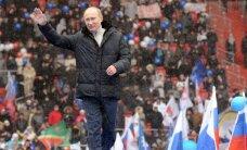 V.Putinas užsipuolė Latviją ir Estiją