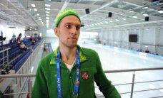 D. Stagniūnas oficialiai baigė savo čiuožėjo karjerą