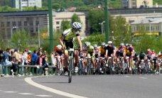 Kaune sekmadienį surengta dviratininkų šventė