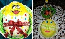 Šventinis tortas: vietoj viščiuko – pagrandukas