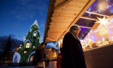 Kalėdinio miestelio lankytojai pasipiktinę: brangu, labai brangu