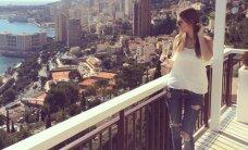 J. Stambrauskaitė mėgaujasi prabangiomis atostogomis Monake su buvusiu N. Bunkės vyru