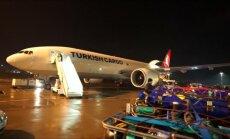 Į Omaną išskraidino 1,5 mln. karšiukų