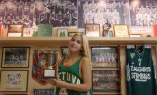 Krepšinio muziejus Joniškyje