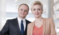 Deividas Jursevičius ir Rasa Tapinienė