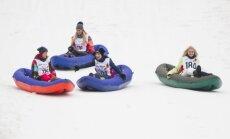 """Snow Kayak 2016"" lenktynės"