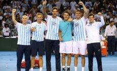 Argentinos vyrų teniso rinktinė