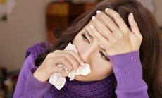 Per anksti džiaugtis: sergamumas gripu Lietuvoje vėl auga