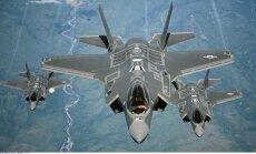Naikintuvai F-35 Lightning II