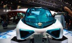 Koncepcinis Toyota FCV Plus