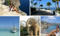 Daug šalių aplankiusi Jūratė: ispanų tingumas atveria puikias galimybes užsieniečiams