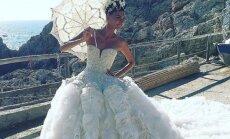 Vestuvės Kaprio saloje