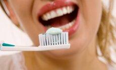 Tai, ko galbūt nežinojote apie dantų pastą: pavojų yra