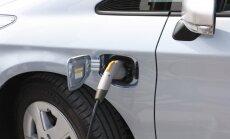 Elektromobilio įkrovimas