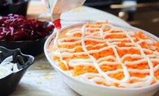 SILKĖ morkų ir razinų pataluose