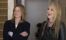 Mamie Gummer ir Meryl Streep