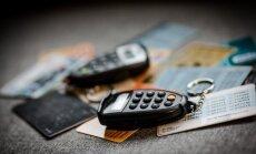 Palengvės ir paspartės atsiskaitymai banko kortelėmis