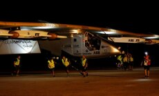 Solar Impulse 2 palieka Ispaniją