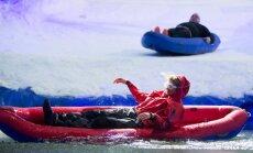 Snow Kayak 2017 varžybų akimirkos