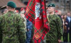 Naujasis Sausumos pajėgų vadas brigados generolas Valdemaras Rupšys