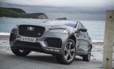 Elektromobilis bus šiek tiek mažesnis už Jaguar F-Pace