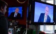 V. Putino spaudos konferencija