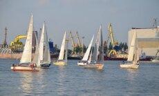 Kuršių marių regata (Organizatorių nuotr.)