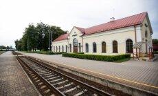Kybartai train station